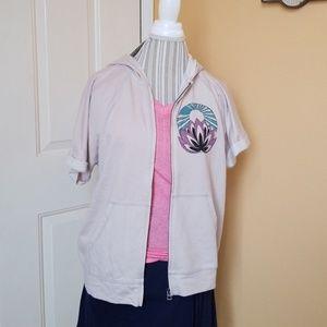 Luckybrand  Terry cloth top